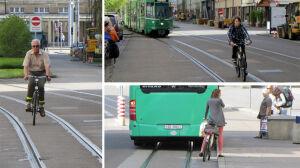 """Ścieżka rowerowa na torach? [br] """"Dajmy jej szansę"""""""