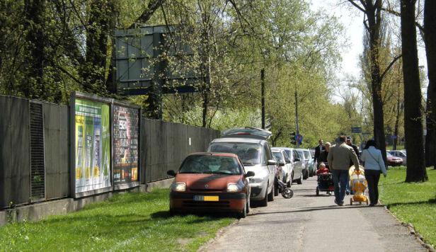 Tak się parkuje przy Wybrzeżu Helskim Kamil Ciepieńko