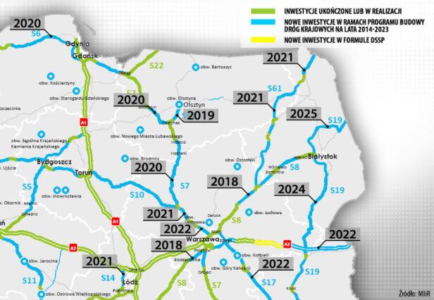 Plany rząd dla Mazowsza TVN24