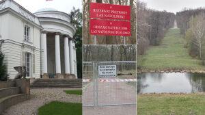 """Chcą otwarcia Parku Natolińskiego. """"To rezerwat, my też nie korzystamy"""""""
