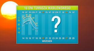 Pogoda na 16 dni: uderzenie gorąca przed końcem lata