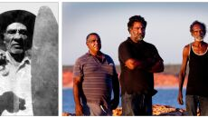 Starszyzna plemienia Goolarabooloo (University of Queensland)