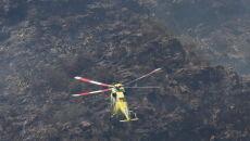 Ogień trawi hiszpańskie lasy (PAP/EPA/ELVIRA URQUIJO A.)