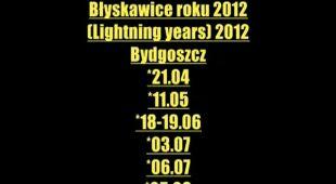 Błyskawice roku 2012 - fragment (Kontakt Meto/FLASHBYDGOSZCZ)